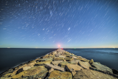 East-End-Canal-Star-Trails