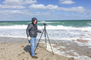 Don Fleet of Fleetwood Photography on Cape Cod